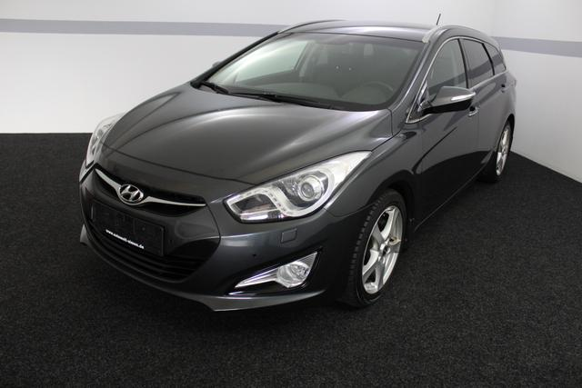 Gebrauchtfahrzeug Hyundai i40 - SHZ Klimaautomatik Tempomat MuFu 8-fach bereift