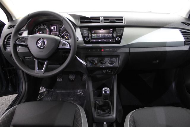 Skoda Fabia Combi Ambition SHZ Rückfahrkamera PDC NSW ALU KLIMA Bluetooth