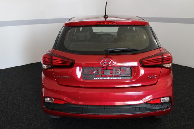 Hyundai i20 STYLE NAVI PDC KLIMAAUTOMATIK Rückfahrkamera ALU