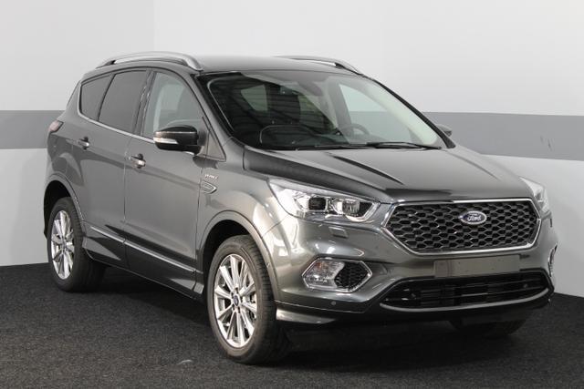 Ford Kuga - 2.0 TDCi 4WD Vignale 34% Nachlass zu UVP NAVI SYNC3 XENON SHZ LEDER TEMP 18ALU