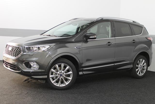 Ford Kuga 2.0 TDCi 4WD Vignale 35% Nachlass zu UVP NAVI SYNC3 XENON SHZ LEDER TEMP 18ALU