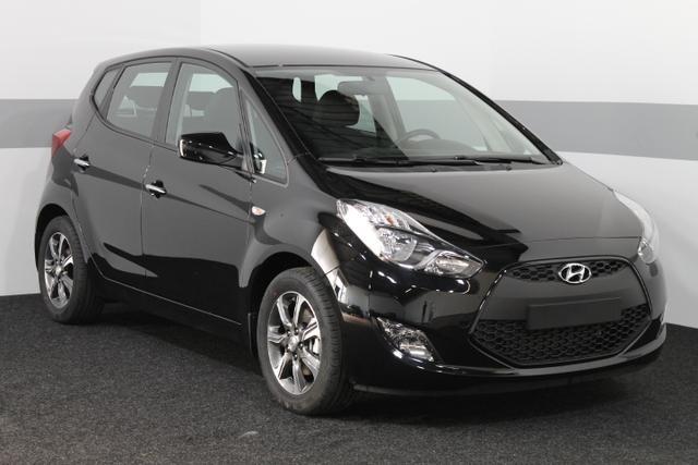 Hyundai ix20 - Comfort PLUS AUT SHZ KLIMAAUTOMATIK TEMPOMAT PDC ALU