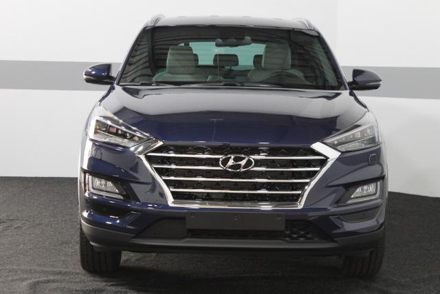 Hyundai Tucson IMPRESSION NAVI LED KRELL LEDER SmartKey 18ALU EL.Sitze 360 Kamera