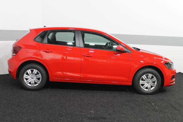 Volkswagen Polo Trendline Plus ZV COMPOSITION COLOUR FRONTASSIST KLIMA EL. FH v+h
