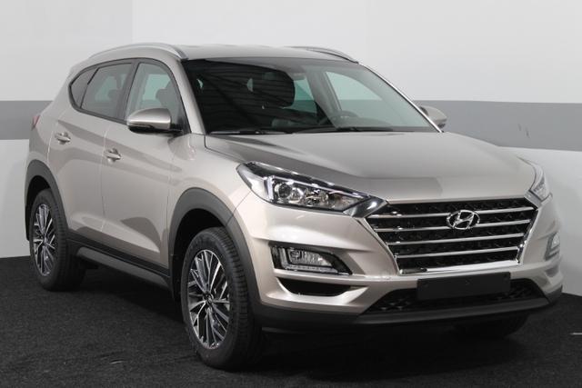 Hyundai Tucson - STYLE DCT 4WD NAVI LED PDC KLIMAAUTOMATIK SHZ TEMPOMAT 18ALU