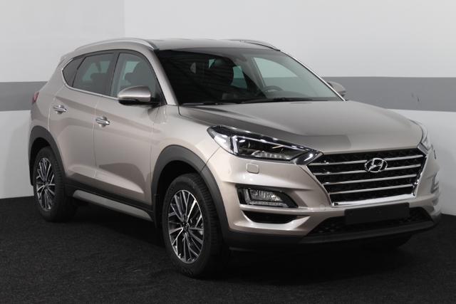 Hyundai Tucson - IMPRESSION NAVI LED SmartKey 18ALU EL.Sitze 360 Kamera