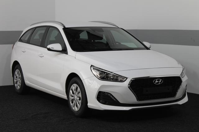 Lagerfahrzeug Hyundai i30 Kombi - TREND RADIO KLIMA TEMPOMAT NSW AEB DAA FCWS LKAS