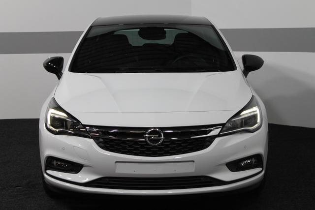 Opel Astra - DYNAMIC PDC v+h ALU TEMPOMAT BLACKROOF PARKASISSTENT