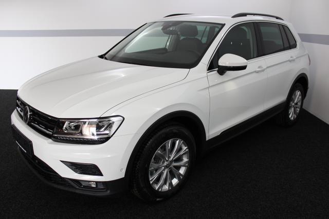 Volkswagen Tiguan - COMFORTLINE NEU DSG NAVI LED SHZ ActiveInfoDisplay ACC Keyless