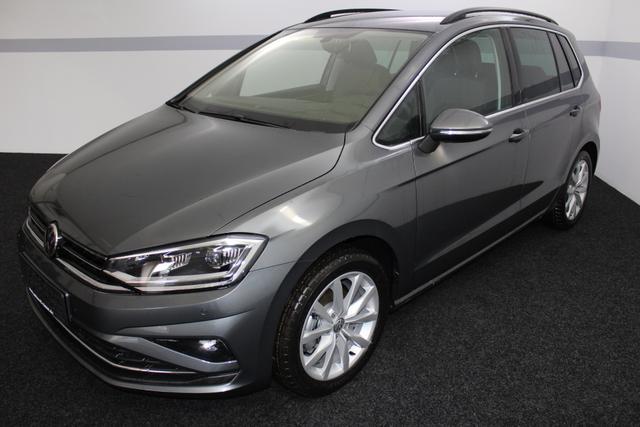 Volkswagen Golf Sportsvan - HIGHLINE FACELIFT DSG NAVI LED ErgoActiv SHZ ACC PDC v+h