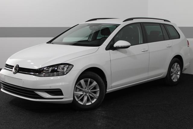 Volkswagen Golf Variant - Trendline NAVI LED PDC v+h MF-Lederlenkrad Licht/Regensensor ALU
