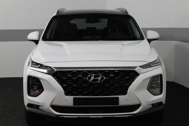 Hyundai Santa Fe IMPRESSION Vollausstattung FULL LED ACC PANO HEAD-UP 360° NAVI KRELL DAB SHZ+BELÜFTUNG