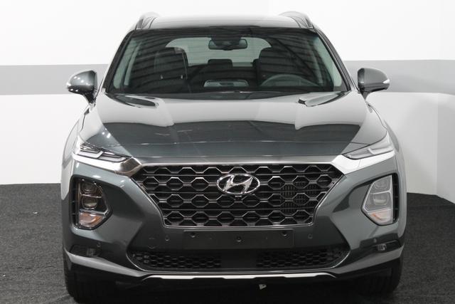 Hyundai Santa Fe - 2.2 CRDi 4WD Impression LED PANO SHZ PDC ALU HEAD-UP LEDER NAVI SITZBELÜFTUNG