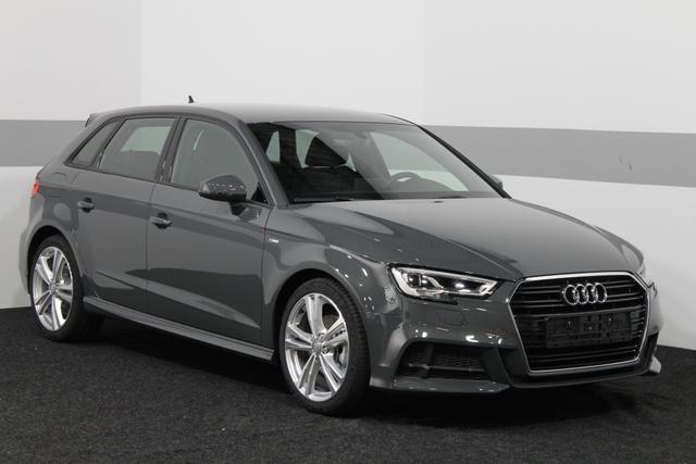 Audi A3 Sportback - 30 TDI FULL S-Line LED MMI-NAVI SHZ TEMPOMAT PDC KLIMA 18ALU