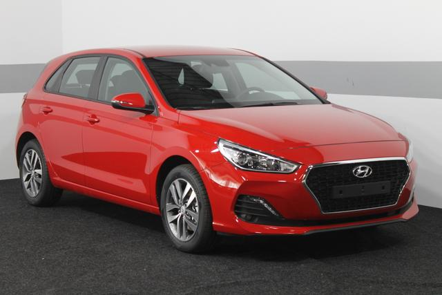 Hyundai i30 - STYLE KLIMAAUTOMATIK PDC TEMPOMAT ALU BLUETOOTH Vorlauffahrzeug kurzfristig verfügbar