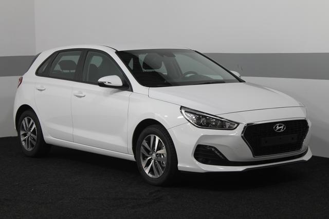 Hyundai i30 - STYLE KLIMAAUTOMATIK TEMPOMAT PDC ALU BLUETOOTH LKAS DAA AEB Lagerfahrzeug