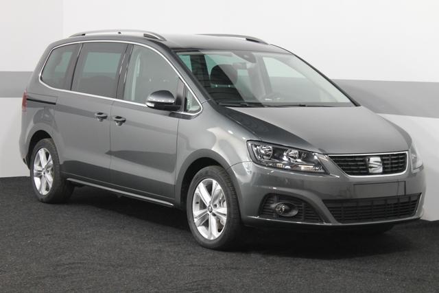Lagerfahrzeug Seat Alhambra - Xcellence 7-Sitzer DSG NAVI KESSY SHZ ParkAssist EL.Heckklappe