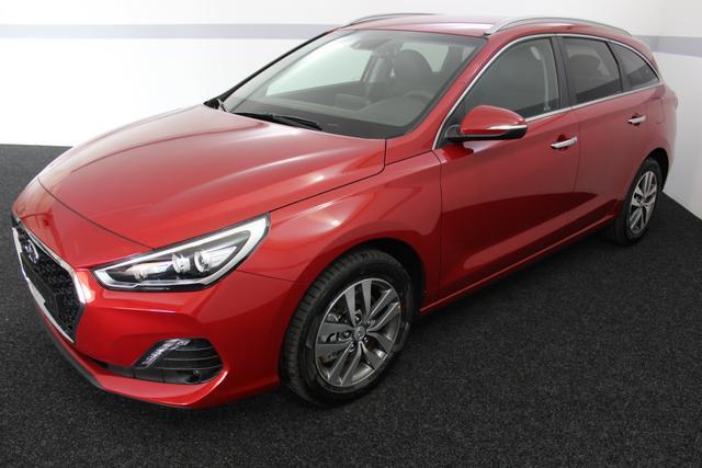 Hyundai i30 Kombi - Premium FULL LED KLIMAAUTOMATIK SHZ SMART-KEY - Lagerfahrzeug