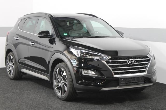 Hyundai Tucson - IMPRESSION VOLL 4X4 DCT Pano Navi VOLL!!