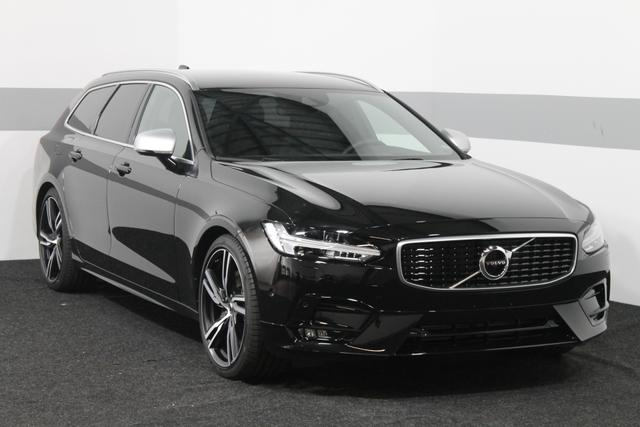 Volvo V90 - T5 R-DESIGN AUT FULL LED NAVI SHZ v+h HEAD-UP KESSY STANDHZG VIRTUAL-COCKPIT