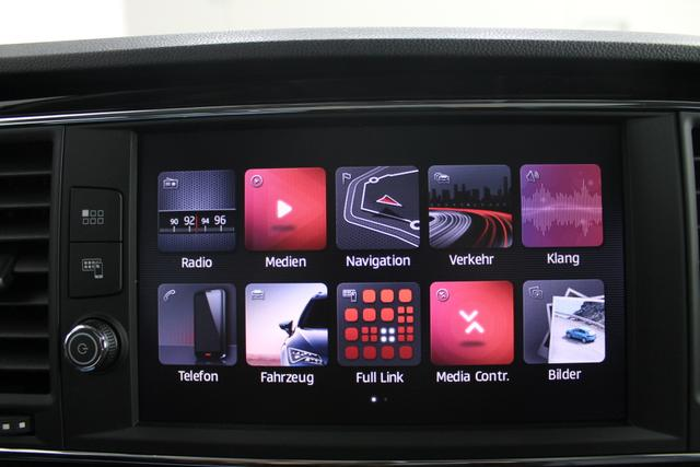 Seat Leon ST FR EDITION LED VIRTUAL COCKPIT SHZ PANO RFK NAVI ALU