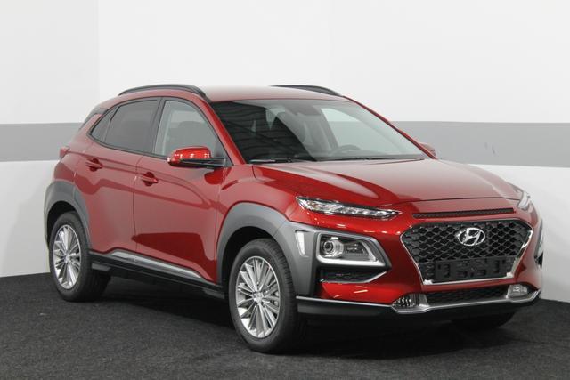 Hyundai Kona - Premium LED SHZ Rückfahrkamera KLIMAAUTOMATIK TEMPOMAT DAW LKA HBA