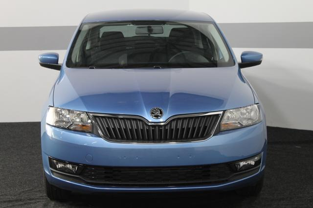 Skoda Rapid - Active Plus KLIMA / El. Paket Radio NSW