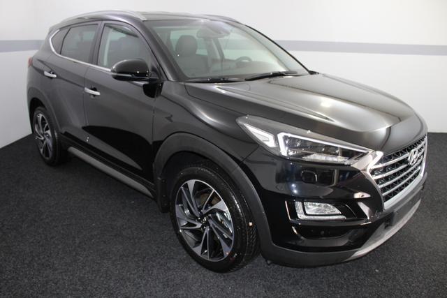 Hyundai Tucson - PREMIUM NAVI PDC v+h SHZ 19ALU SLIF LKAS KLIMAAUTOMATIK TEMPOMAT