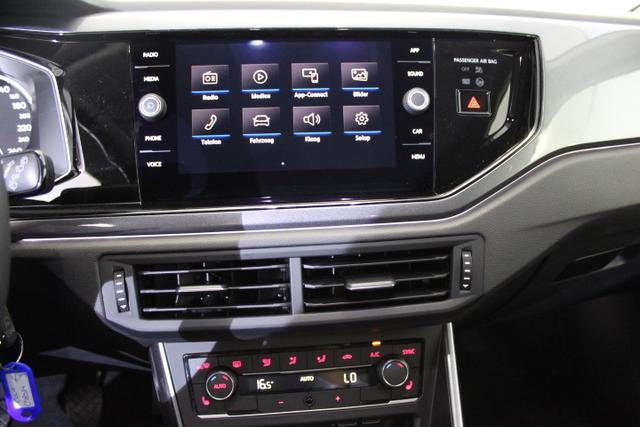 Volkswagen Polo R-Line LED ACC SHZ ParkPilot Rückfahrkamera KLIMAAUTOMATIK APP-Connect
