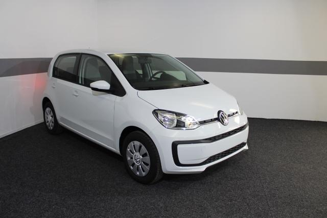 Volkswagen up! - Move RADIO KLIMA MAPS&MORE BLUETOOTH EL.PAKET