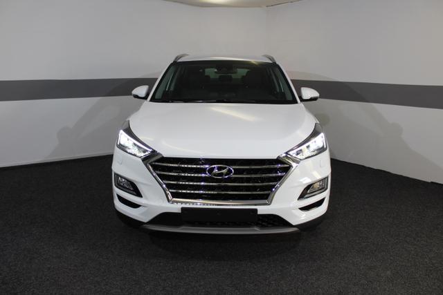 Hyundai Tucson - PREMIUM DCT NAVI SHZ v h KRELL LEDER FULL LED 360° SMART-KEY ACC Lagerfahrzeug