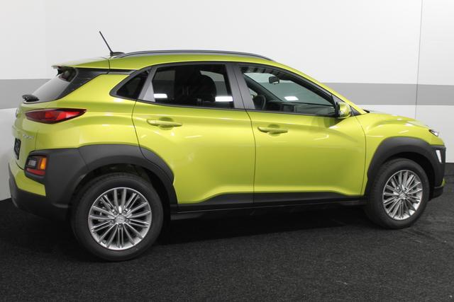 Hyundai Kona Style LIME KLIMAAUTOMATIK PDC TEMPOMAT BLUETOOTH ALU LKA DAW