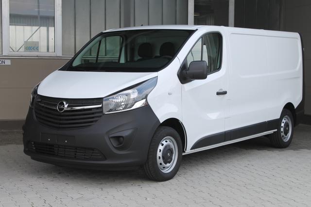 Opel Vivaro - 1.6 CDTi 125 KLIMA TEMPOMAT EL.PAKET Radio R16BT