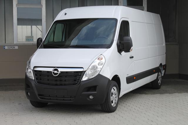 Opel Movano - 145 NAVI KLIMA BT LICHT/REGENSENSOR