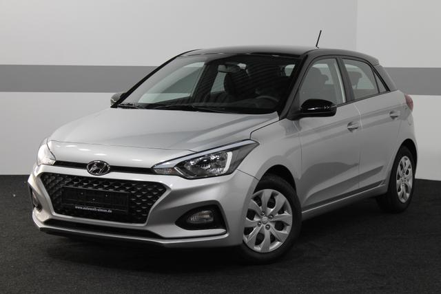 Hyundai i20 - Design Edt. Schw. Dach 7`Display AC Bluetooth