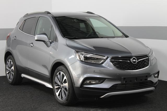 Opel Mokka X - ULTIMATE NAVI LED SHZ RFK PDC v+h KLIMAAUTOMATIK TEMPOMAT 18ALU