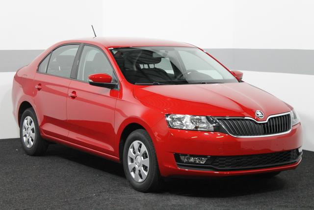 Skoda Rapid - Active Plus KLIMA / El. Paket Radio NSW SHZ