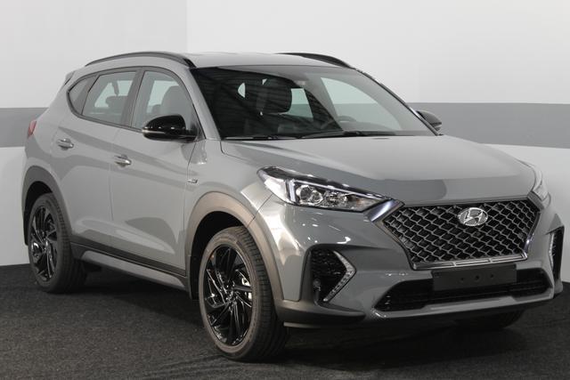 Hyundai Tucson - N-LINE REMIUM NAVI KLIMAAUTO SUPERVISION RFK SHZ + LENKRAD-HZG TEMPOMAT BLUETOOTH