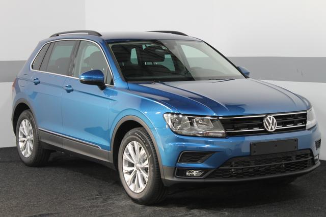 Volkswagen Tiguan - Comfortline AHK, SHZ, APP, el Heckklappe... Lagerfahrzeug