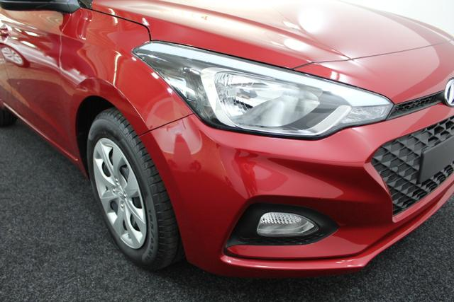 Hyundai i20 Design Edt. Schw. Dach 7`Display AC Bluetooth