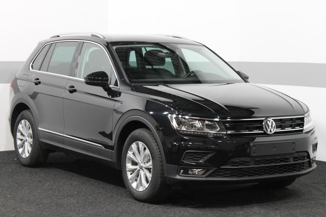 Volkswagen Tiguan - COMFORTLINE NEU LED KEYLESS NAVI SHZ ACC PDC v+h