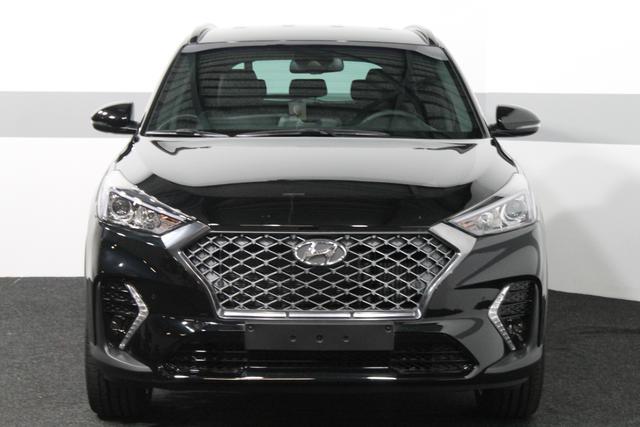 Hyundai Tucson N-LINE PREMIUM DCT NAVI KLIMAAUTO SUPERVISION RFK SHZ + LENKRAD-HZG TEMPOMAT BLUETOOTH