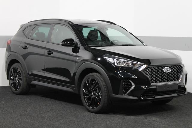 Hyundai Tucson - N-LINE PREMIUM DCT NAVI KLIMAAUTO SUPERVISION RFK SHZ + LENKRAD-HZG TEMPOMAT BLUETOOTH
