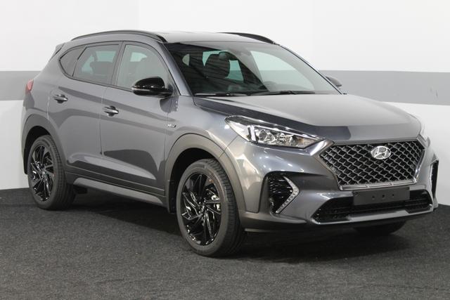 Hyundai Tucson - N-LINE PREMIUM NAVI KLIMAAUTO SUPERVISION RFK SHZ + LENKRAD-HZG TEMPOMAT BLUETOOTH