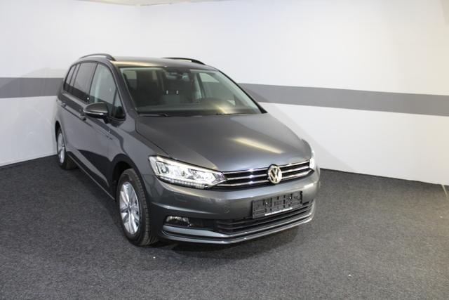 Volkswagen Touran - COMFORTLINE NAVI LED KEYLESS PDC v+h ACC Rückfahrkamera