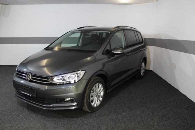 Volkswagen Touran COMFORTLINE NAVI LED KEYLESS PDC v+h ACC Rückfahrkamera