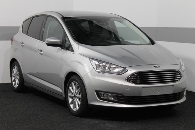 Ford C-MAX - TITANIUM KLIMAAUTOMATIK TEMPOMAT KEYLESS ALU SYNC