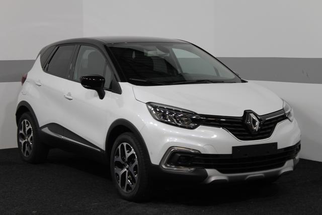 Renault Captur - Intens NAVI LED KEYLESS RFK PDC v+h KLIMAAUTOMATIK
