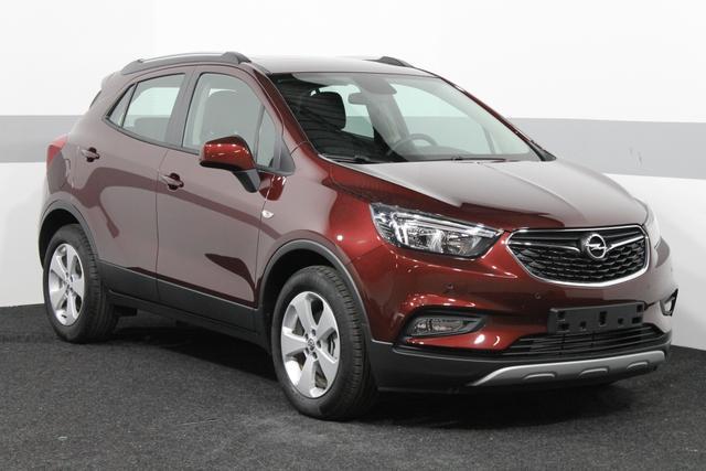 Opel Mokka X - EDITION AUTOMATIK PDC V+H TEMPOMAT IntelliLink 4.0