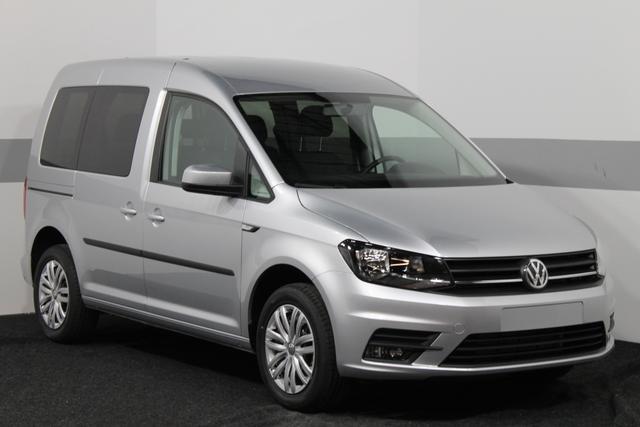 Volkswagen Caddy - 4 Trendline SHZ PDC MF-Lederlenkrad TEMPOMAT Bluetooth